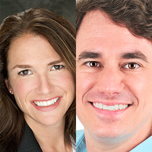 Dr's. Dustin and Liz Kidder offer dental services to Baton Rouge residents
